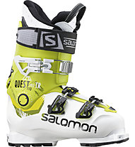 Salomon Quest Pro TR 110, White/Acide Green