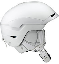Salomon Quest W - Freeride Helm - Damen, White