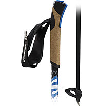 Salomon R 60 Click - Langlaufstöcke, Black/White/Blue
