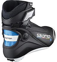 Salomon R/Prolink - Langlauf-Klassiker/Skating-Schuh, Black