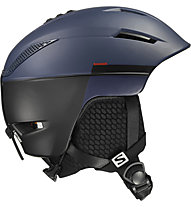 Salomon Ranger2 - casco sci alpino, Dark Blue/Black