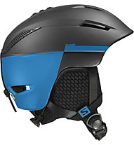 Salomon Ranger2 - Skihelm, Black/Blue