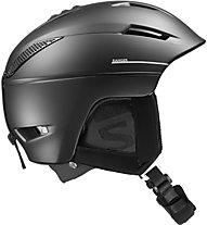 Salomon Ranger2 C.Air - casco sci alpino, Black