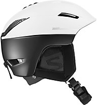 Salomon Ranger2 C.Air - Skihelm, White/Black