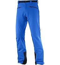 Salomon Ranger Mountain Pant Pantaloni lunghi Scialpinismo, Blue