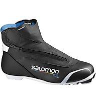 Salomon RC8 Prolink - scarpe sci di fondo classico, Black