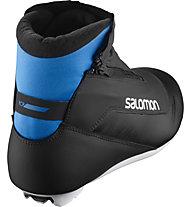 Salomon RC 8 Nocturne Prolink - scarpa da fondo classico, Black/Blue