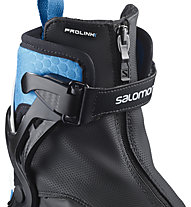 Salomon RS Prolink - scarpe sci di fondo skating, Black/Blue