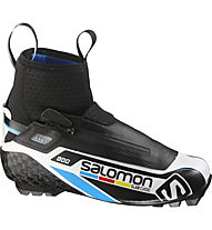 Salomon S-Lab Classic - Langlaufschuhe, Black/Blue/White