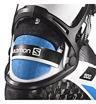 Salomon S-Lab Pursuit - Scarpe Sci Fondo Classico, Black/Blue/White