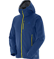 Salomon S-Lab X Alp Smartskin Jacke, Midnight Blue/Midnight Blue