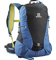 Salomon S-Lab X Alp 20 - Rucksack, Black/Blue