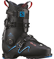 Salomon S/Lab MTN- scarpone scialpinismo, Black/Blue