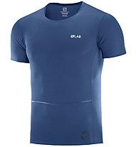 Salomon S/Lab NSO - Trailrunningshirt - Herren, Blue