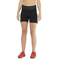 Salomon S/LAB SENSE Short W - pantaloni corti running - donna, Black