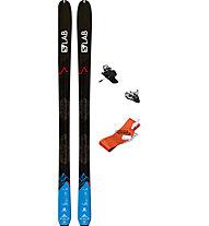Salomon Set S/Lab X-Alp: Ski + Bindung + Felle