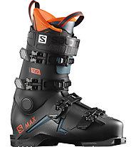 Salomon S/Max 120 - scarpone sci alpino, Black/Orange
