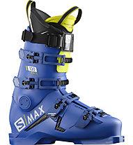 Salomon S/Max 130 Race - scarpone sci alpino, Blue/Yellow