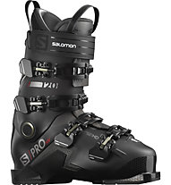 Salomon S/Pro HV 120 - scarponi sci alpino, Black/Grey
