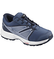 Salomon Sense CSWP Kids - scarpa da trekking - bambino, Grey