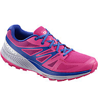 Salomon Sense Escape W - scarpe trail running - donna, Pink/Grey