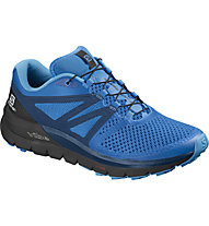 Salomon Sense Max 2 - scarpe trail running - uomo, Blue/Black