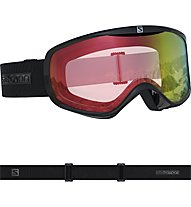 Salomon Sense Photochromic - maschera sci, Black