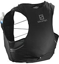 Salomon Sense Pro 5 Set - zaino trailrunning, Black