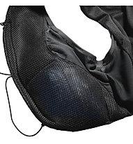Salomon Sense Pro 5 W Set - zaino trailrunnig - donna, Black