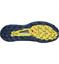 Salomon Sense Ride 3 - scarpe trail running - uomo, Blue