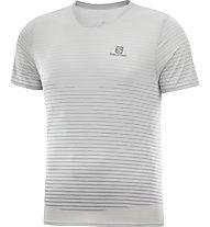 Salomon Sense - maglia running - uomo, Grey