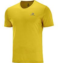 Salomon Sense - maglia running - uomo, Yellow