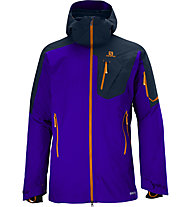 Salomon Shadow GTX - giacca in GORE-TEX freeride - uomo, Violet