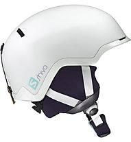 Salomon Shiva - casco freeride - donna, White