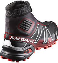 Salomon Snowcross  CS - Scarpe trail running - uomo, Black