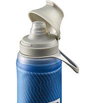 Salomon Soft Flask 400 Insulated - thermisch komprimierbare Trinkflasche, Blue