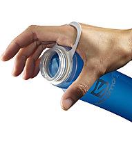 Salomon Soft Flask 500ml XA 490/16 - komprimierbare Trinkflasche, Transparent Blue