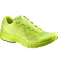 Salomon Sonic Pro scarpa running, Granny Green