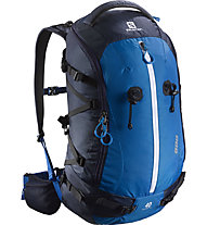 Salomon Soulquest 35 S-LAB - Zaino scialpinismo, Big Blue-X/Union Blue