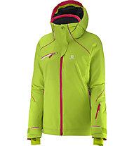 Salomon Speed Jacket W (2015), Granny Green