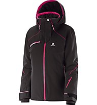 Salomon Giacca sci Speed Jkt W (2016), Black