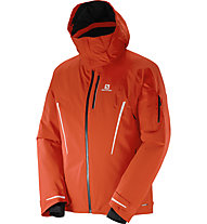 Salomon Speed Skijacke (2016), Orange