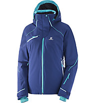 Salomon Speed W - Skijacke - Damen, Blue