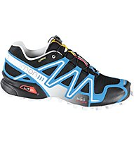 Salomon Speedcross 3 GORE-TEX, Black/Methyl Blue/White