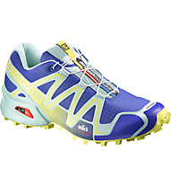 Salomon Speedcross 3 W, Wild Violet/Igloo Blue