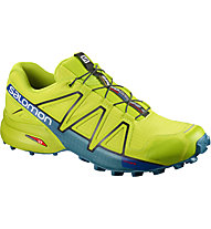 Salomon Speedcross 4 - scarpe trail running - uomo, Green