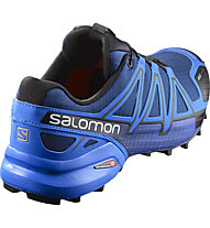 Salomon Speedcross 4 CS - scarpe trail running - uomo, Blue