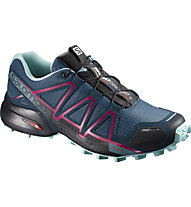 Salomon Speedcross 4 CS - Trailrunningschuh - Damen, Blue