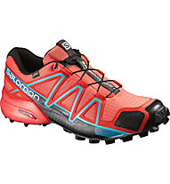 Salomon Speedcross 4 GORE-TEX - Trailrunningschuh - Damen, Red