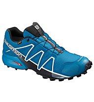 Salomon Speedcross 4 GTX - scarpe trail running - uomo, Blue
